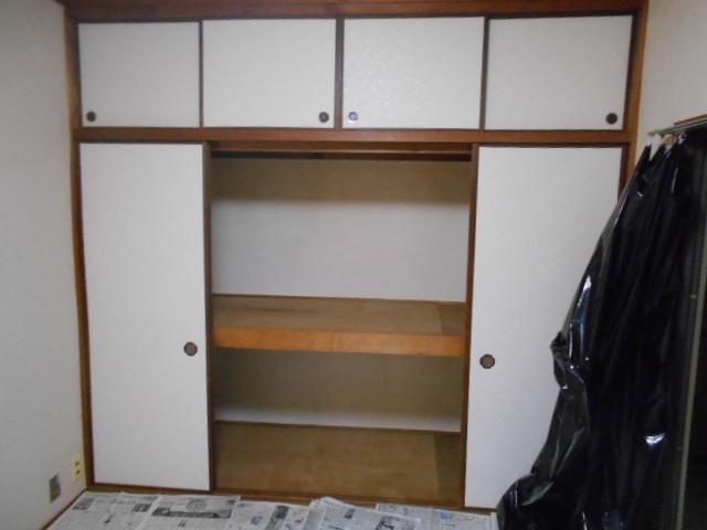 ハイツ大覚寺 206号室の収納