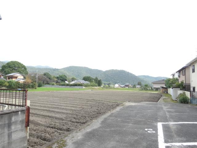 ハイツ大覚寺 206号室の景色