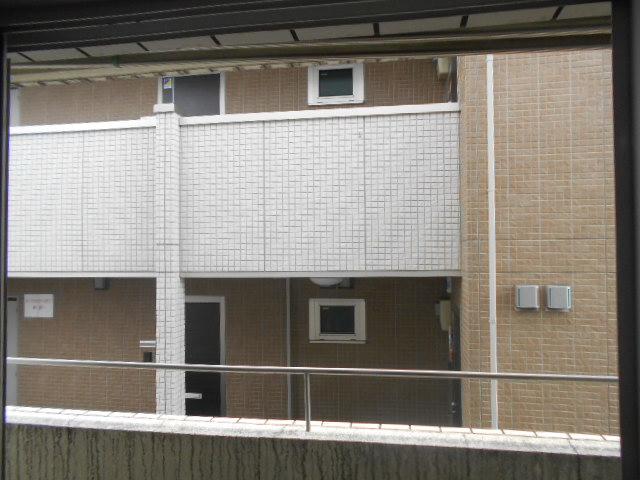 サニーハイツ西ノ京 3-F号室の景色