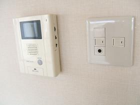 メゾン・ド・レスポワール 403号室のセキュリティ