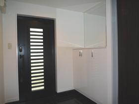 メゾン・ド・レスポワール 403号室の玄関