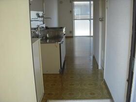 ストークマンション神明台 203号室のキッチン