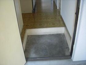 ストークマンション神明台 203号室の玄関