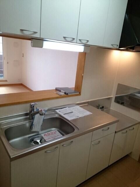 ドリーム ハウス 02030号室のキッチン