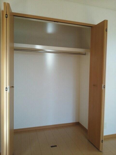 ドリーム ハウス 02030号室の収納