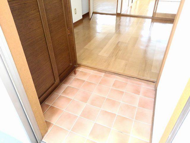 サンライフホリゴメB 02030号室の洗面所