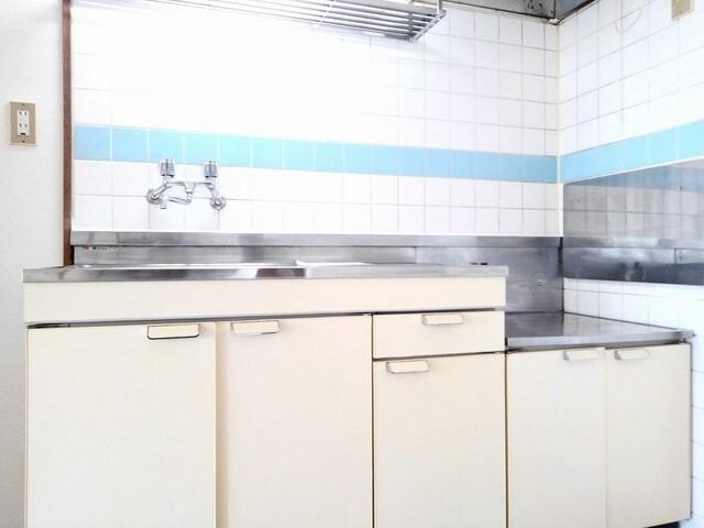 サンライフホリゴメB 02030号室のキッチン