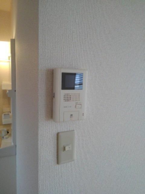 ミューズ松本Ⅲ 02050号室のセキュリティ