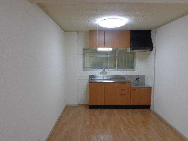 リバティーヒルズ 00103号室の洗面所
