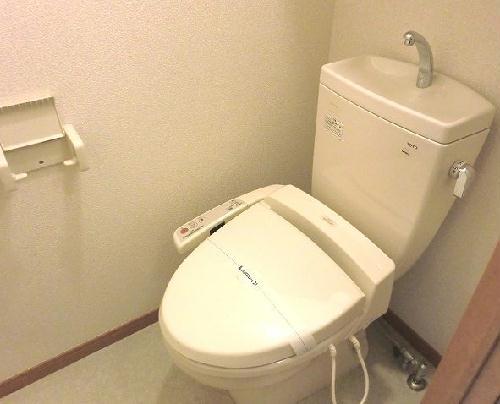 レオパレス雷塚Ⅱ 203号室のトイレ