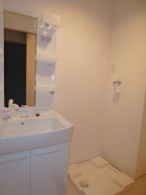 クリアネス堰下 01030号室の洗面所