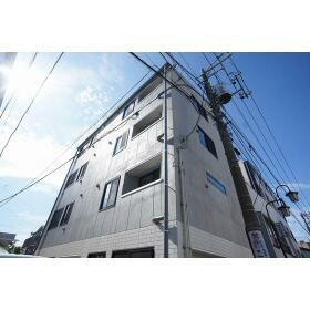 HMT川崎 302号室の外観