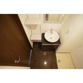 HMT川崎 302号室の収納