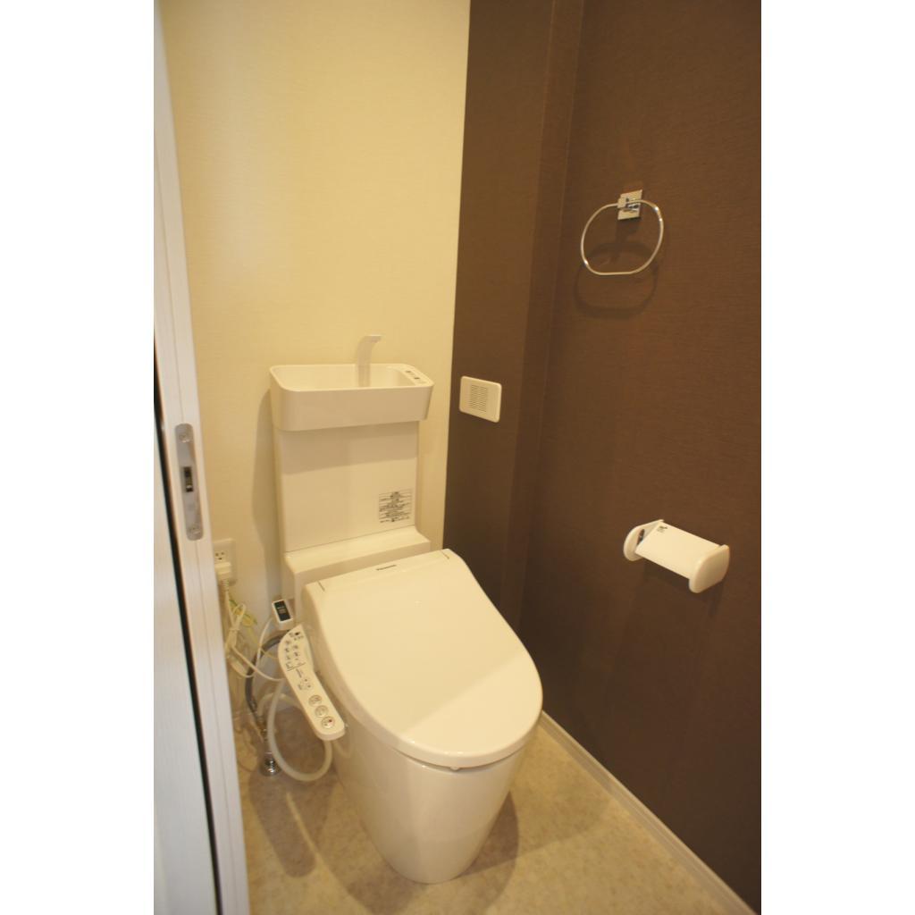 Vieuno TN ビューノティーエヌ 202号室のトイレ