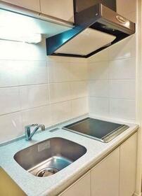ブライズ品川南ル・リオン 1407号室のキッチン