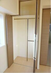 ブライズ品川南ル・リオン 1407号室の収納