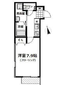 ザ・パークメゾン南長崎の杜 102号室の間取り