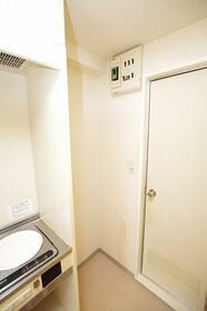 セイシェル 202号室のキッチン
