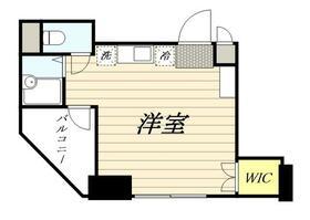 B-Wall神保町・0404号室の間取り