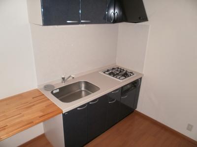 セルシオンⅡ 102号室のキッチン