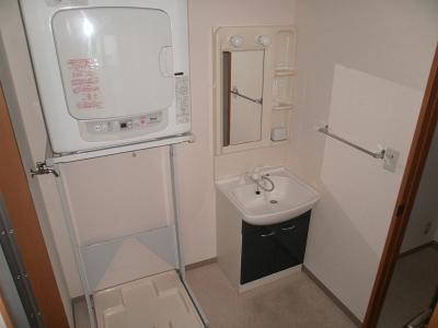 セルシオンⅡ 102号室の洗面所