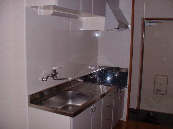 M's KAIKAREN 102号室のキッチン