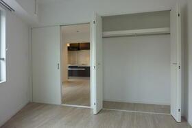 フローディア雪谷 303号室の収納