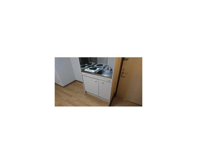 ダイヤモンドビル 502号室のキッチン