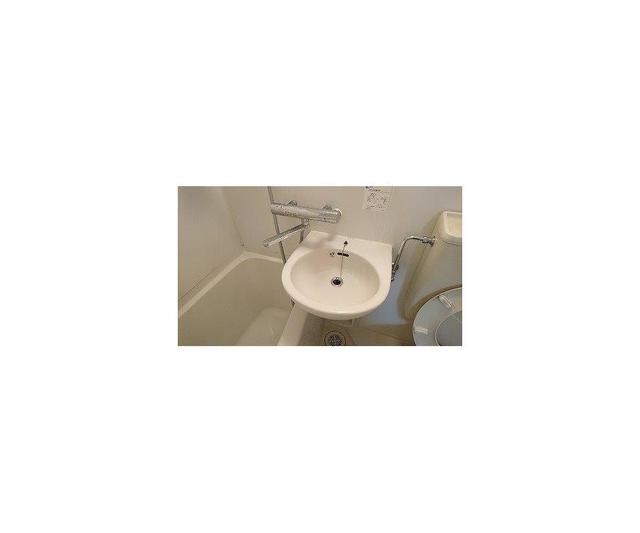 ダイヤモンドビル 502号室の風呂