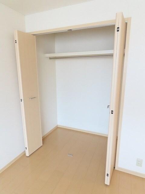 ゆ-とぴあ大橋 01010号室の収納