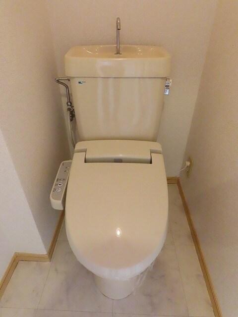 ゆ-とぴあ大橋 01010号室のトイレ