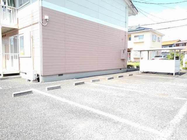 ゆ-とぴあ大橋 01010号室の駐車場