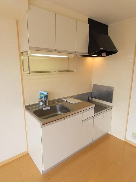 ゆ-とぴあ大橋 01010号室のキッチン