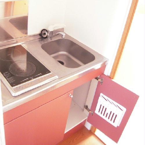 レオパレストリーゴⅡ 207号室のトイレ