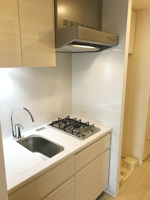 パークアクシス築地 204号室のキッチン