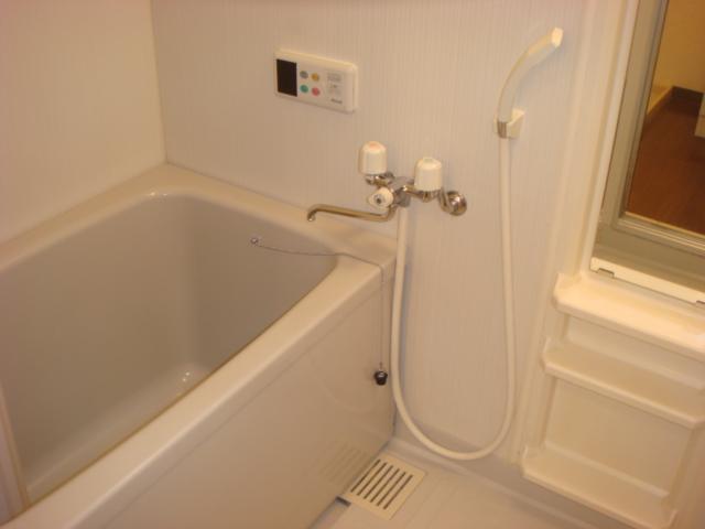 イーストリッチ 208号室の風呂
