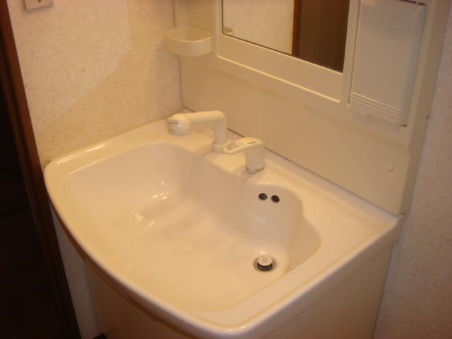 イーストリッチ 208号室の洗面所