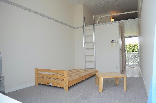 レオパレスLa・mer 201号室の居室