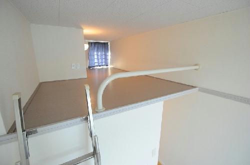 レオパレスLa・mer 201号室の収納
