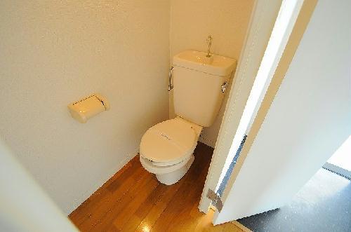 レオパレスLa・mer 201号室のトイレ