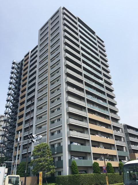 東京インターマークス 316号室の外観