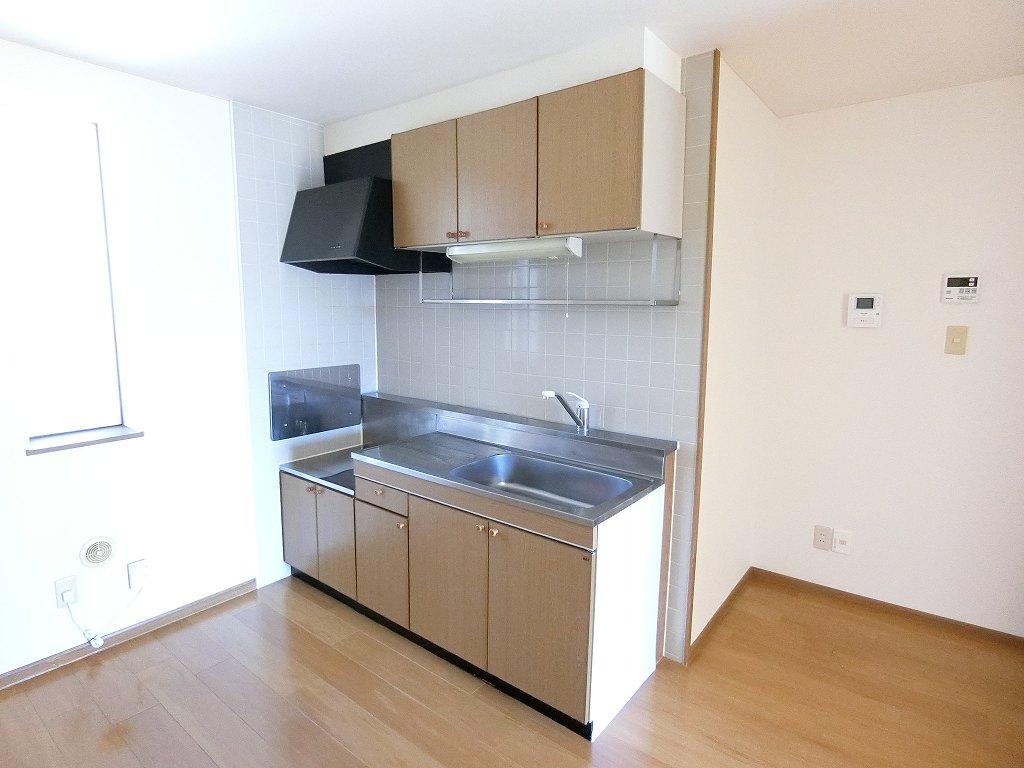 ニュークレストールT・DⅡ 02010号室のキッチン