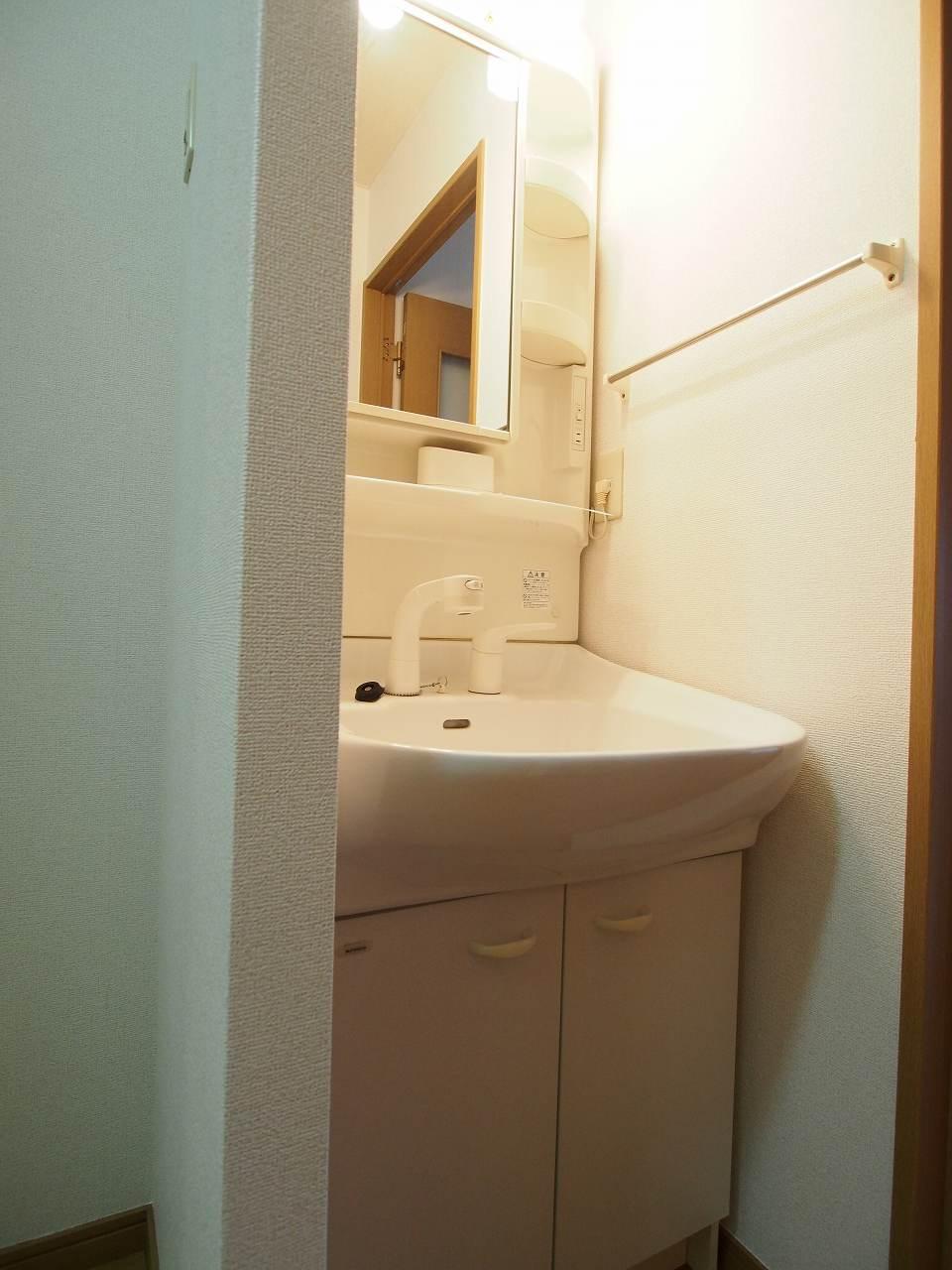 パラス卯兵衛 05020号室の洗面所