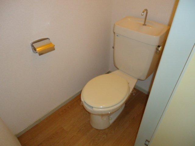プランタンきよ春 00103号室のトイレ