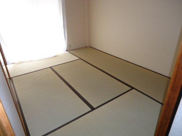 プランタンきよ春 00103号室のベッドルーム