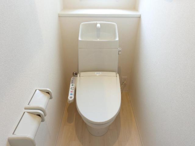 グレイスコート 105号室のトイレ