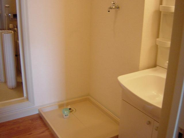 ルーエンハイムA 101号室の洗面所