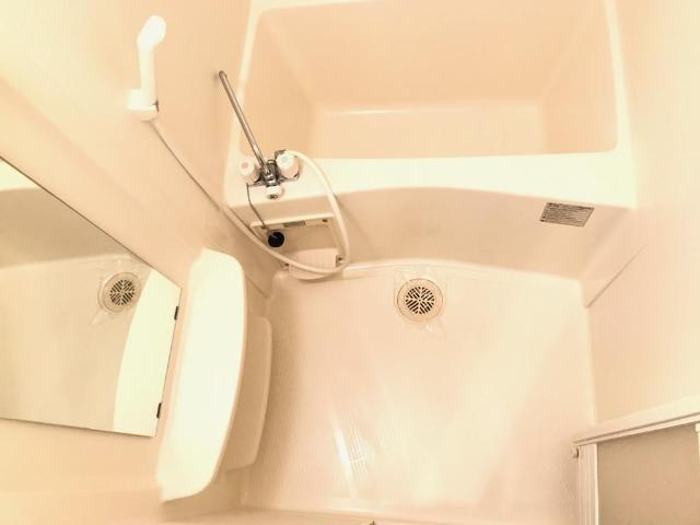 サンライズ桜 101号室の風呂