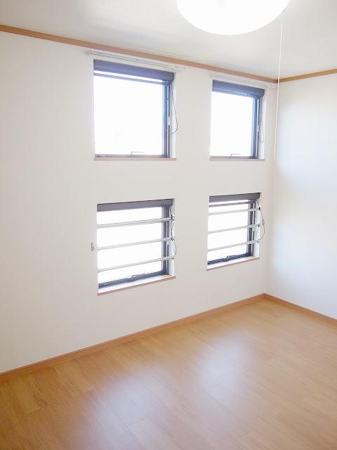 クラーベルⅠ 02030号室のベッドルーム