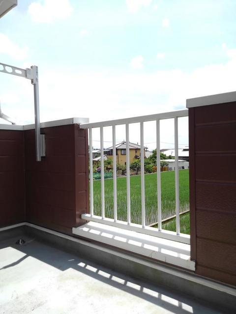 サンセール 02020号室の収納